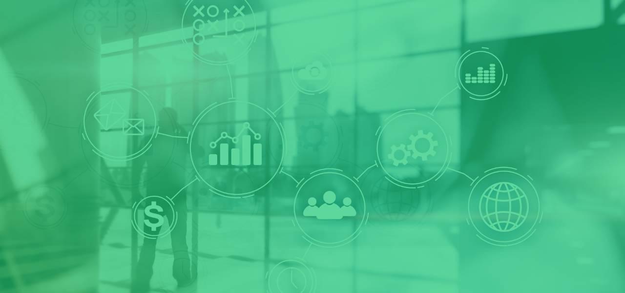 Ilustrační obrázek s textem - Webinář: Zrychlete online půjčky pomocí umělé inteligence!  Čtvrtek 23. září od 9 do 10 hodin