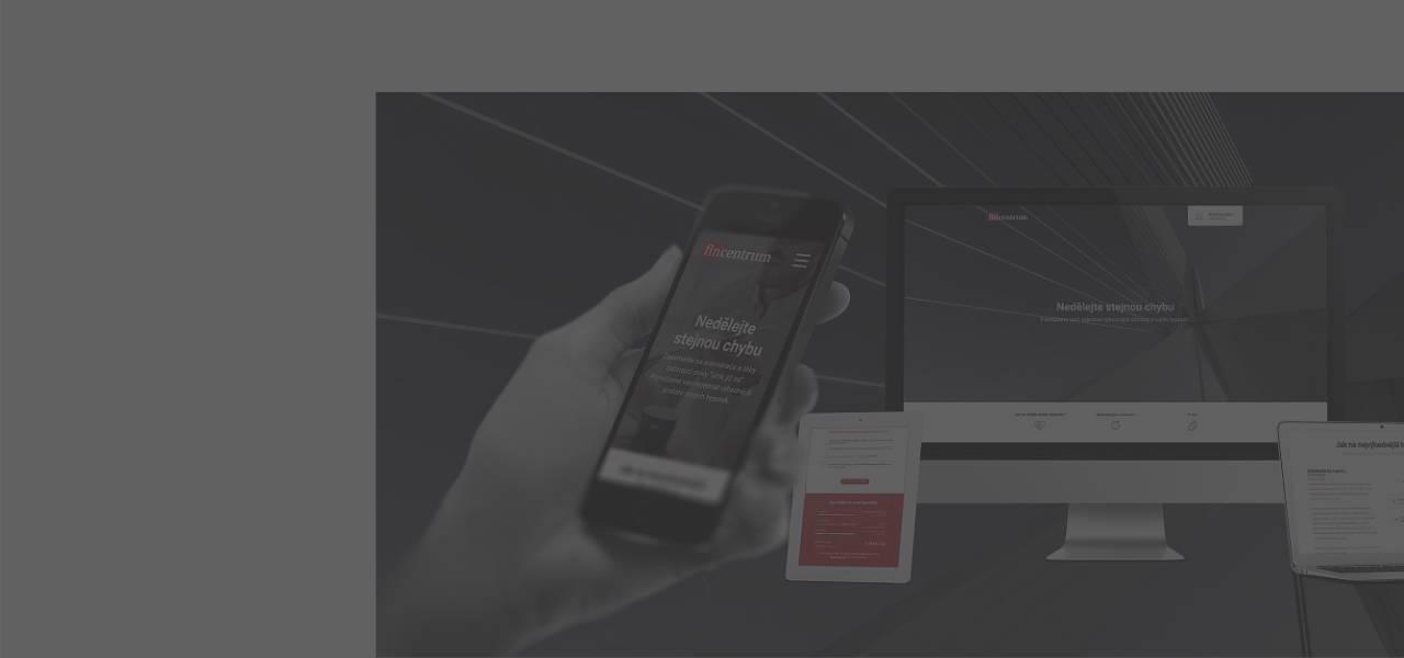 Ilustrační obrázek s textem - Lead generation microsite a tvorba online strategie pro Hypostroj.cz